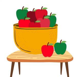 Számolás almákkal