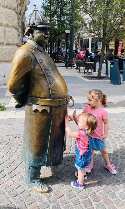 Budapesti szobor