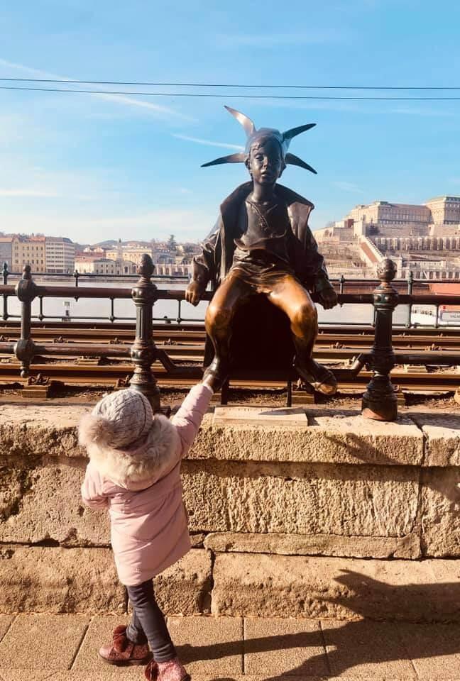 Budapesti szobrok